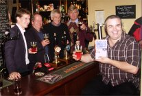 Andy Moss, brewery, CAMRA & regulars